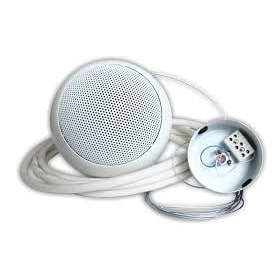 EN54-24 spherical speaker DELK 130/20 PP1