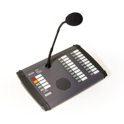 MA/MI microphone console