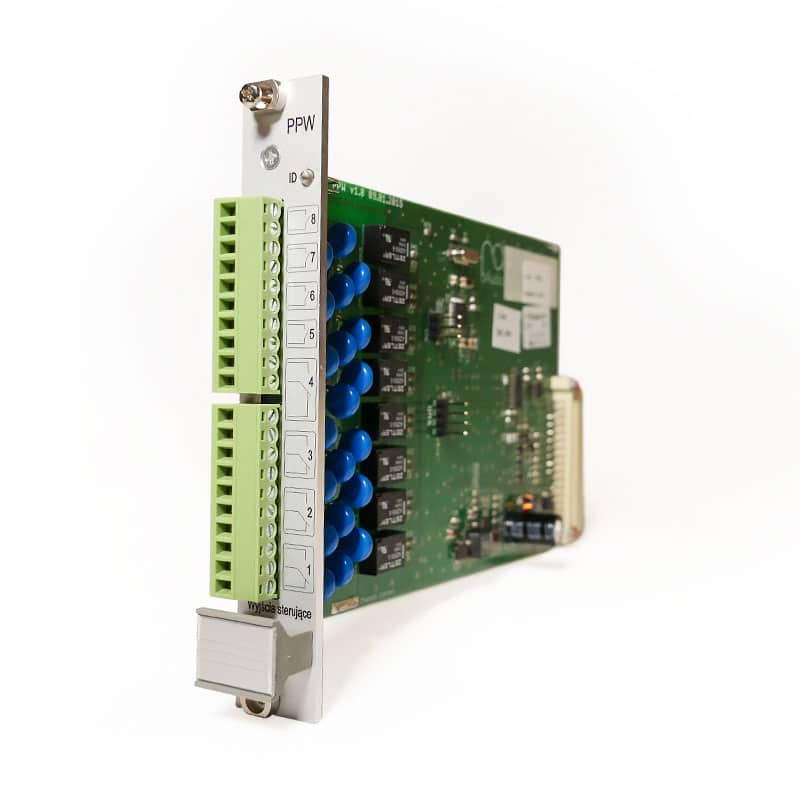 PPW Relay Output Expansion Card
