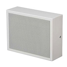 EN54-24 wall mounted speaker WA 06-165/T Metall-EN54