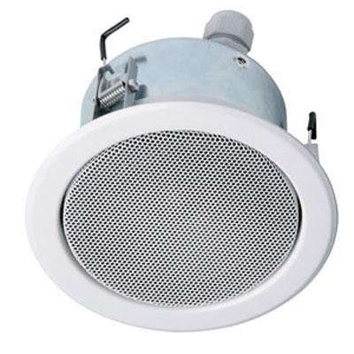 EN54-24 ceiling speaker DL 20-130/T-EN54