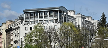 Polish Ministry of Justice – IVO VACIE installation & PA installation