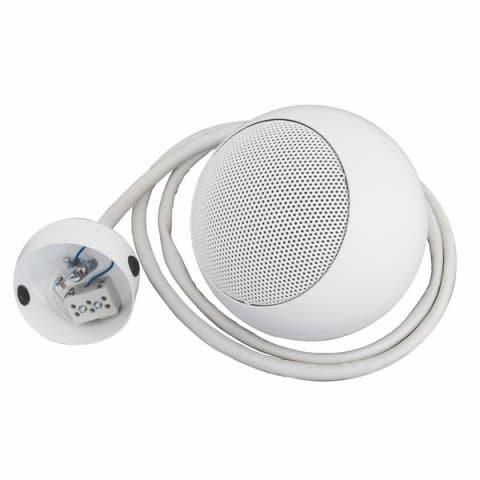EN54-24 spherical speaker DELK 130/10 PP1
