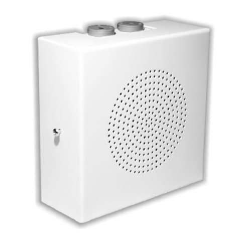EN54-24 wall mounted speaker WAQ 130/6 PP