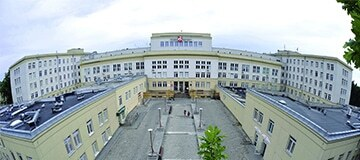 Bielański Hospital in Warsaw