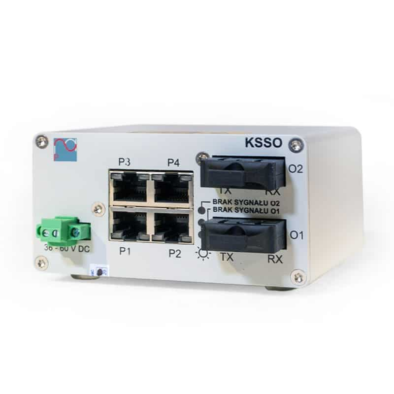 KSSO Fiber Optic Network Module
