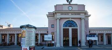 Dworzec Zachodni w Poznaniu