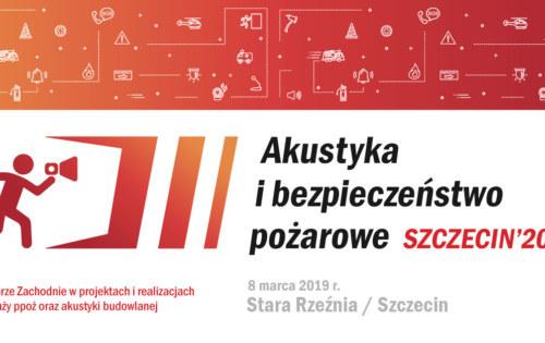 Konferencja – Akustyka i bezpieczeństwo p.poż.