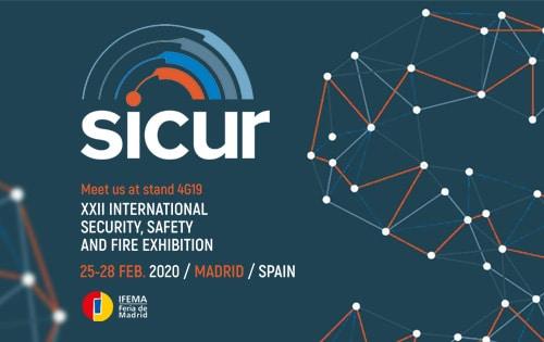 SICUR – Мадрид