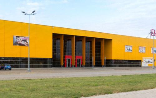 Agata Meble – sklep – instalacja systemu DSO IVO