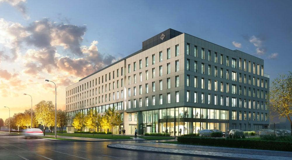 ATAL Business Center – instalacja systemu DSO IVO inagłośnienia