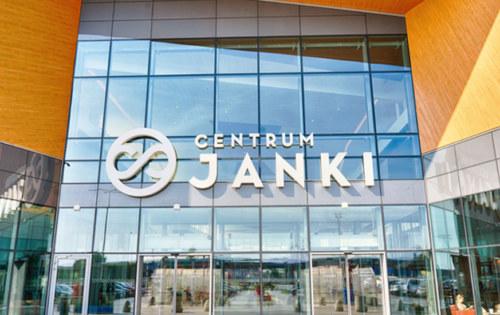 Centrum handlowe – Janki – instalacja systemu DSO IVO inagłośnienia