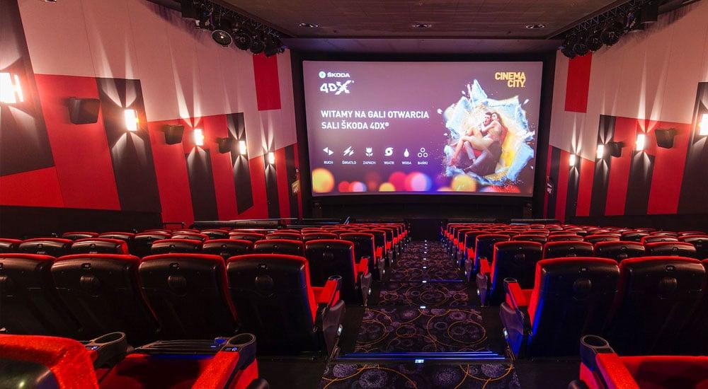 Cinema City – centrum handlowe focus – kino