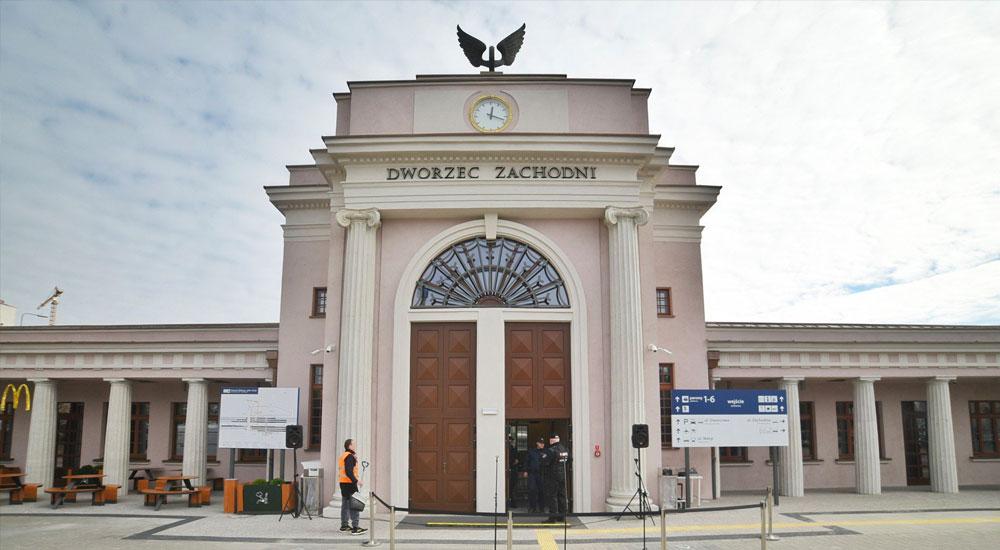 Dworzec zachodni wPoznaniu