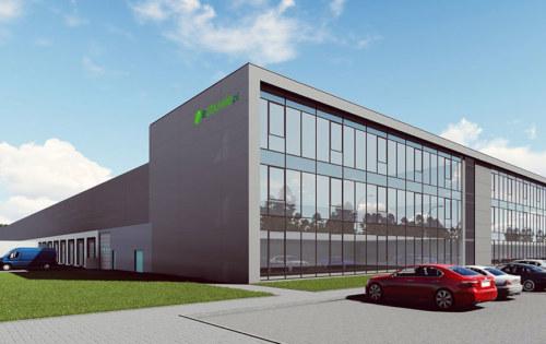 eobuwie.pl – centrum logistyczne – instalacja systemu DSO IVO inagłośnienia