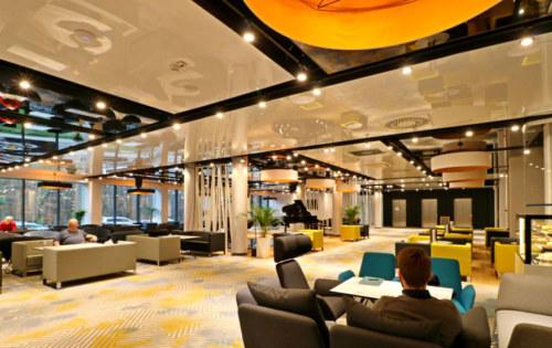 Hotel Hamilton – instalacja systemu DSO IVO inagłośnienia