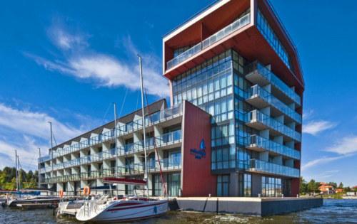 Hotel Mikołajki – doradztwo projektowe