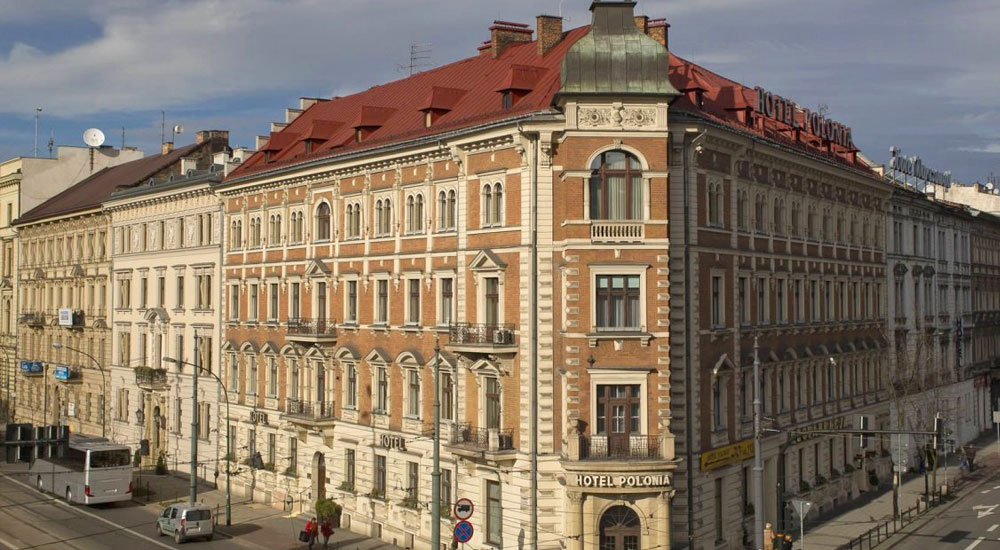Hotel Polonia – instalacja systemu DSO IVO inagłośnienia