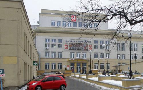 Szpital Bielański – instalacja systemu DSO IVO