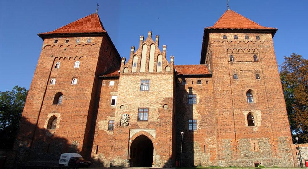 Zamek wNidzicy